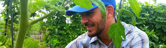 Bootstrap at Emadi Acres Farm - Meet Derek