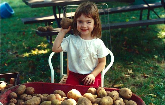 maggie potatoes
