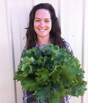 Maggie & Kale_cropped