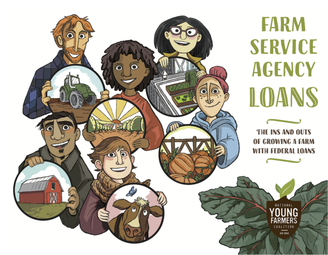 Farm Service Agency Loans Guidebook