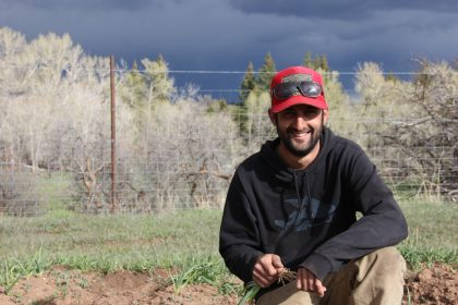 From Colorado to Washington, DC, How one NYFC Member's farm bill proposal made it to the Senate