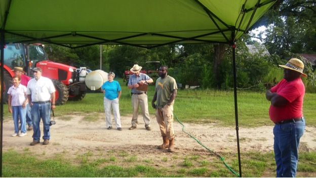 USDA's 2501 program provides critical support for Black farmers in Georgia: farm bill negotiations threaten the program's future
