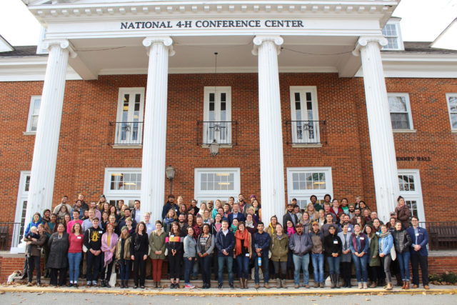 2018 National Leadership Convergence
