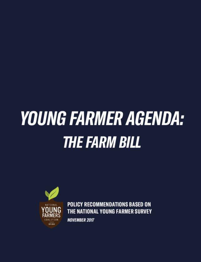 Young Farmer Agenda