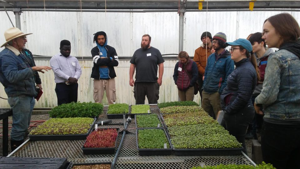 Finding farmland in the Golden State: Young Farmers' 2019 California Whistle Stop Tour