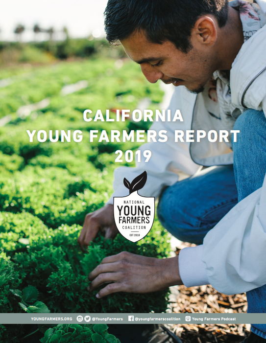 2019 California Young Farmers Report