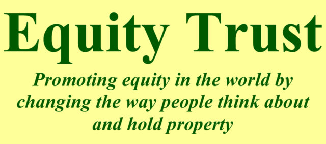 Equity Trust Temp Logo