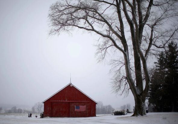 Looking to 2020: Climate Action, the Farm Crisis, and Politics in Rural America