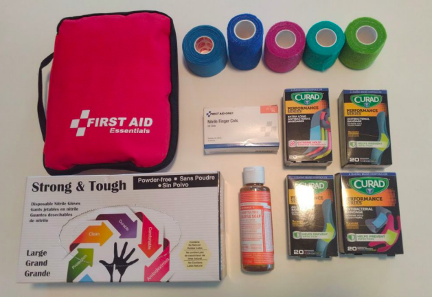 Build Your Own Farm First Aid Kit
