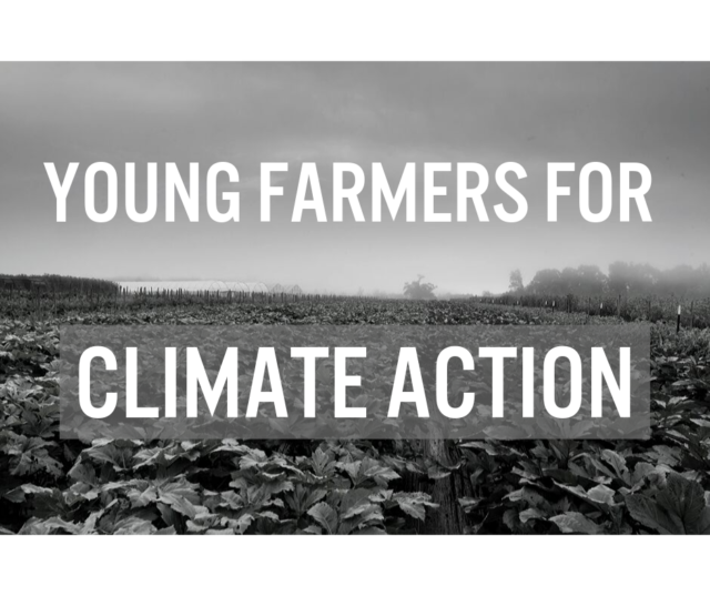 Young Farmers Climate Statement