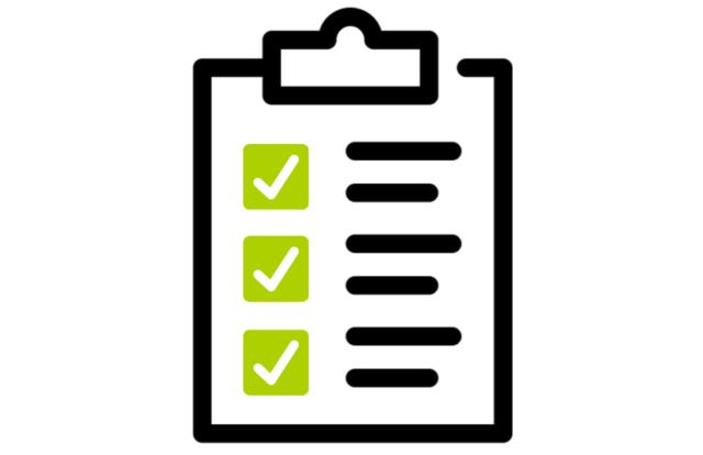 Worker Training Checklist