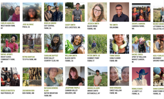National Young Farmers Coalition and Chipotle Cultivate Foundation award 50 Young  Farmer Grants to support the next generation of farmers and ranchers