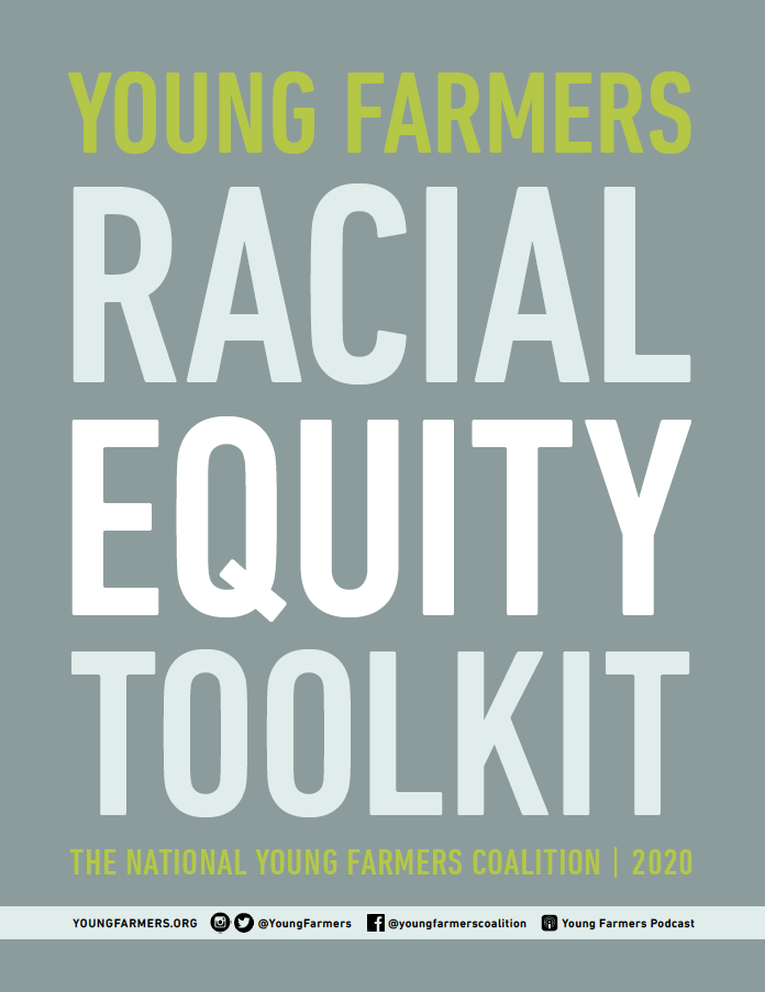 Racial Equity Toolkit Cover