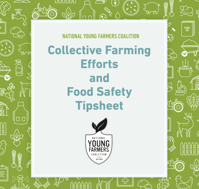 Collective Farming Efforts and Food Safety