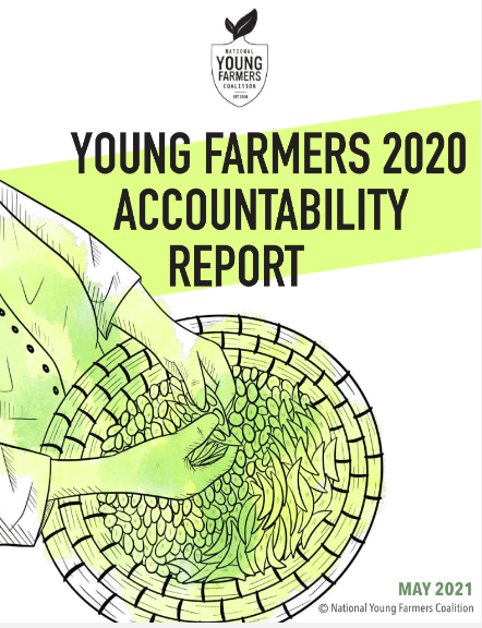Young Farmers 2020 Accountability Report